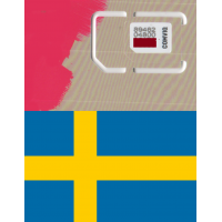 Сим карта Швеции Comviq ✅