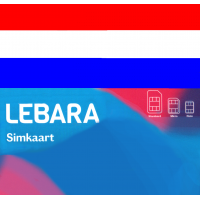 Сим карта Нидерландов Lebara ✅