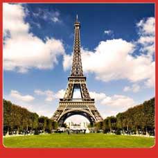 Прямой городской телефонный номер в Париже